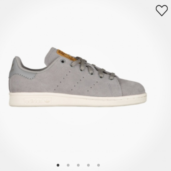DS RARE ADIDAS STAN SMITH CRAFT ONIX LEATHER SHOE